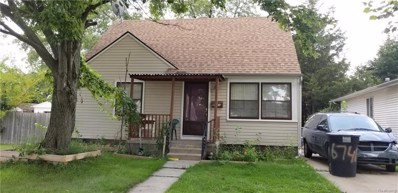 6741 Evergreen Avenue, Detroit, MI 48228 - MLS#: 218082832