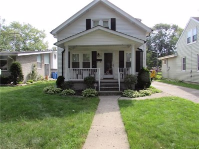 3915 Parker Street, Dearborn Heights, MI 48125 - MLS#: 218082851
