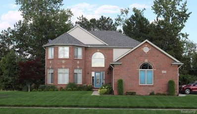 50554 Summit View Drive, Macomb Twp, MI 48042 - MLS#: 218082866