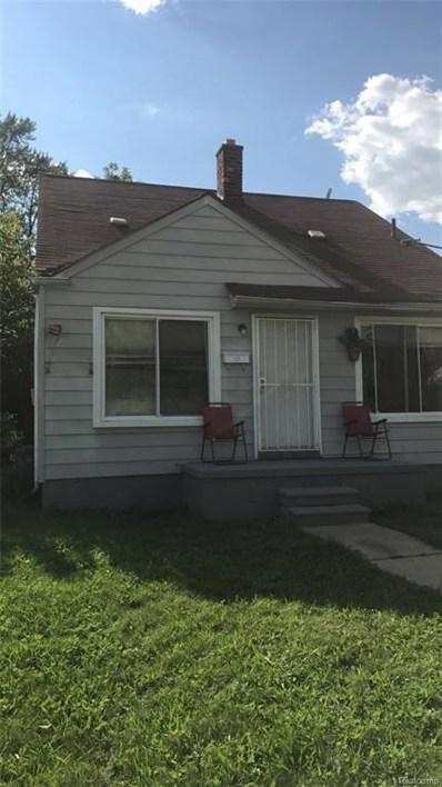6379 Greenview Avenue, Detroit, MI 48228 - MLS#: 218082883