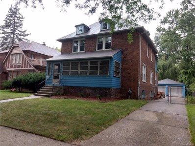 17343 Mcintyre Street, Detroit, MI 48219 - MLS#: 218082920