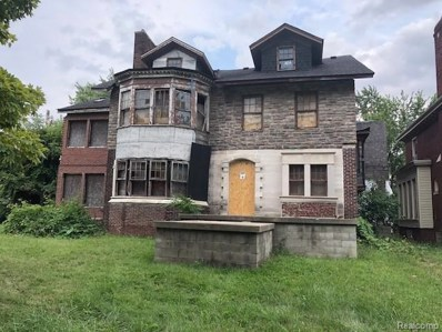 129 Lawrence Street, Detroit, MI 48202 - MLS#: 218082992