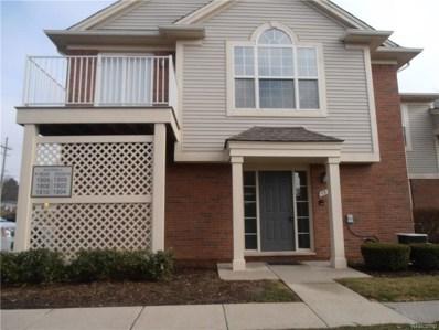 1774 Flagstone Circle, Rochester, MI 48307 - MLS#: 218083049