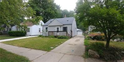 24637 Hopkins Street, Dearborn Heights, MI 48125 - MLS#: 218083083