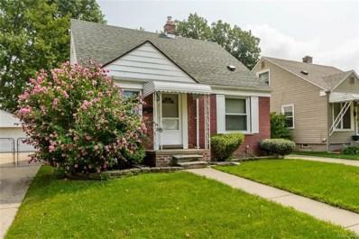 2645 Chestnut Street, Dearborn, MI 48124 - MLS#: 218083115