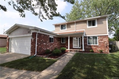 3069 Albany Drive, Sterling Heights, MI 48310 - MLS#: 218083120
