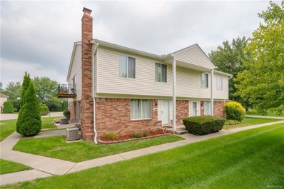 31628 Breezeway Drive, Chesterfield Twp, MI 48047 - MLS#: 218083148