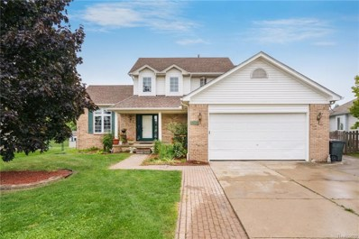 52909 Creekside Drive, Chesterfield Twp, MI 48047 - MLS#: 218083174