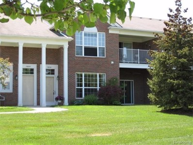 16809 Carriage Way, Northville Twp, MI 48168 - MLS#: 218083207