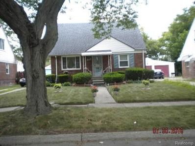 12051 Beaverland, Detroit, MI 48239 - MLS#: 218083325