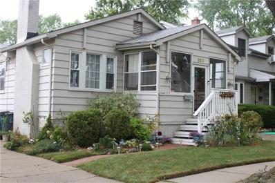 3515 Oakshire Avenue, Berkley, MI 48072 - MLS#: 218083446