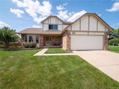 43433 Mirabile Trail, Clinton Twp, MI 48038 - MLS#: 218083484