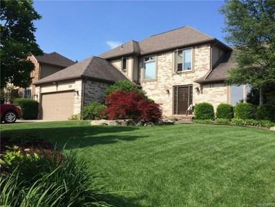 553 Sunlight Drive, Rochester Hills, MI 48309 - MLS#: 218083505