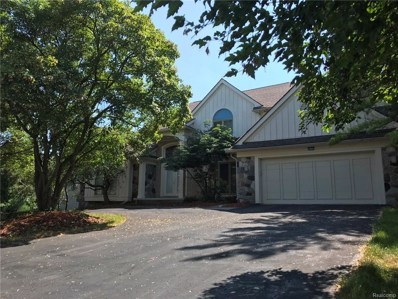 4750 Mirror Lake Drive, West Bloomfield Twp, MI 48323 - MLS#: 218083528