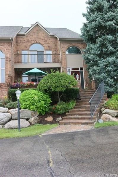 3856 Pine Lake Knoll Drive, West Bloomfield Twp, MI 48324 - MLS#: 218083602
