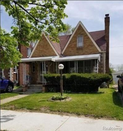 18624 Washburn Street, Detroit, MI 48221 - MLS#: 218083608