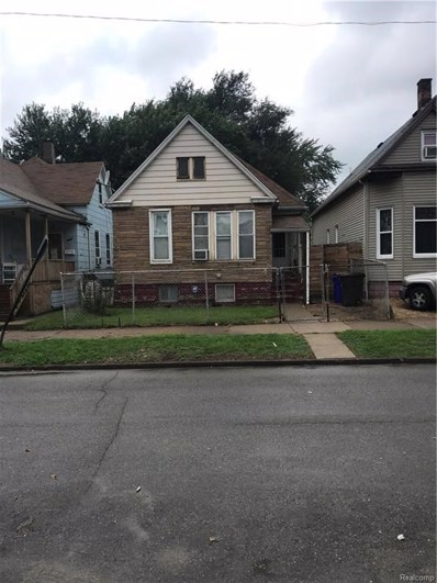 5644 Romeyn Street, Detroit, MI 48209 - MLS#: 218083625