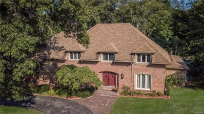 7449 Stony River Court, Bloomfield Twp, MI 48301 - MLS#: 218083631