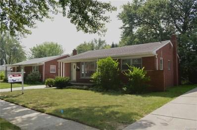8349 N Evangeline Street, Dearborn Heights, MI 48127 - MLS#: 218083678