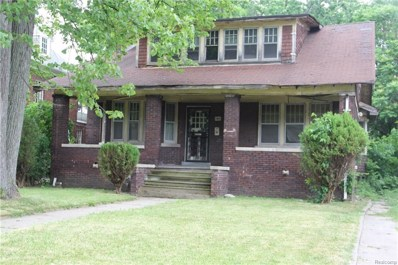 3466 Burns Street, Detroit, MI 48214 - MLS#: 218083689
