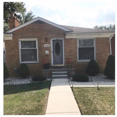 21600 Oconnor Street, St. Clair Shores, MI 48080 - MLS#: 218083717