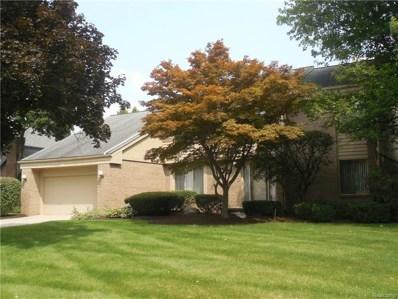 29714 Fox Club Drive, Farmington Hills, MI 48331 - MLS#: 218083752
