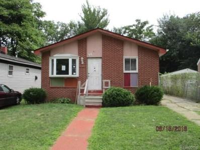 13681 Allonby Street, Detroit, MI 48227 - MLS#: 218083755