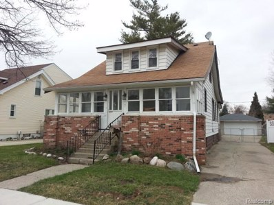 16197 Chesterfield Avenue, Eastpointe, MI 48021 - MLS#: 218083775