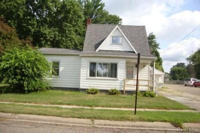 675 Van Buren Avenue, Mt Morris, MI 48458 - MLS#: 218083786