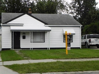 28473 John Hauk Street, Garden City, MI 48135 - MLS#: 218083828