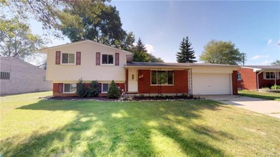 16505 Country Club Drive, Livonia, MI 48154 - MLS#: 218083843