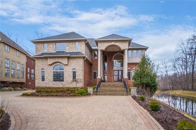 5650 Branford Drive, West Bloomfield Twp, MI 48322 - MLS#: 218083854