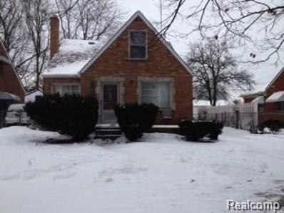 20112 Yonka Street, Detroit, MI 48234 - MLS#: 218083875
