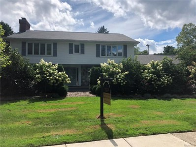 2725 Endsleigh Drive, Bloomfield Twp, MI 48301 - MLS#: 218083961
