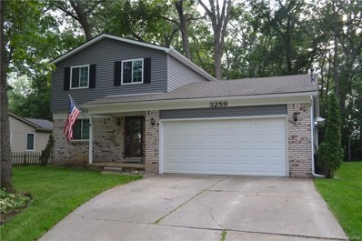 3259 Oakgrove, Highland Twp, MI 48356 - MLS#: 218083998