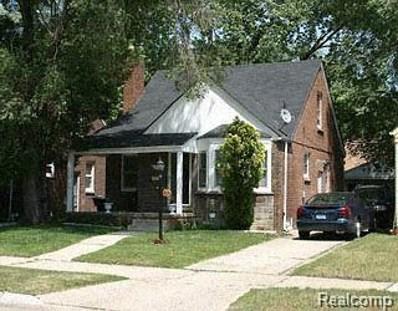 18234 Manor Street, Detroit, MI 48221 - MLS#: 218084000