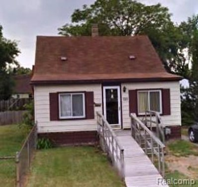 7626 Prospect Avenue, Warren, MI 48091 - MLS#: 218084031
