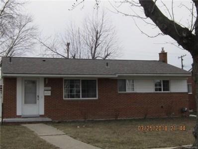 2005 Winston Drive, Sterling Heights, MI 48310 - MLS#: 218084199