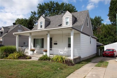 5705 N Vernon Street, Dearborn Heights, MI 48127 - MLS#: 218084234