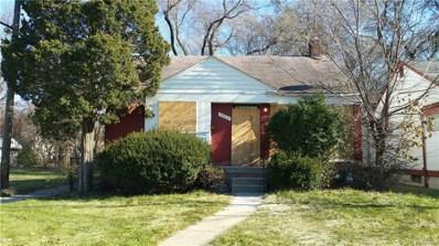 19516 Burgess, Detroit, MI 48219 - MLS#: 218084270
