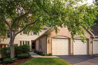 4614 Golf View Drive UNIT 79, Genoa Twp, MI 48116 - MLS#: 218084272