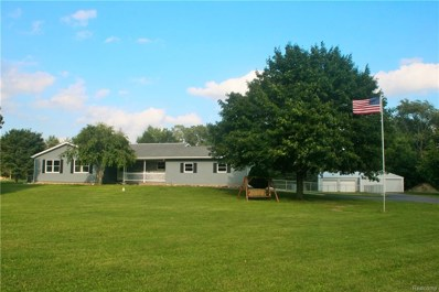 4515 Shepper Road, Stockbridge Twp, MI 49285 - MLS#: 218084273