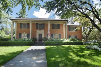 2655 Amberly Road, Bloomfield Twp, MI 48301 - MLS#: 218084322