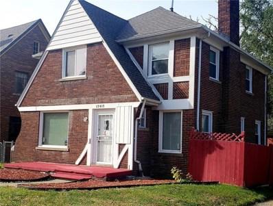 17417 Woodingham Drive, Detroit, MI 48221 - MLS#: 218084350