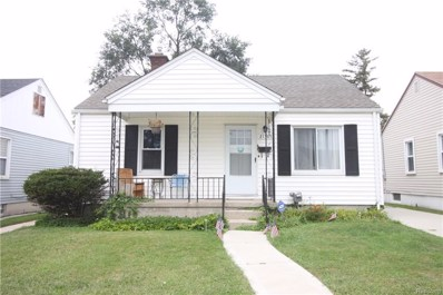 21505 Blackmar Avenue, Warren, MI 48091 - MLS#: 218084441