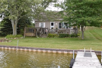 332 Dewey Lake Beach, Cambridge Twp, MI 49230 - MLS#: 218084579