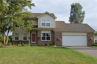 2654 Turnberry Lane, Oceola Twp, MI 48843 - MLS#: 218084638