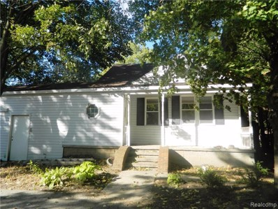 18208 Webster Avenue, Southfield, MI 48076 - MLS#: 218084700