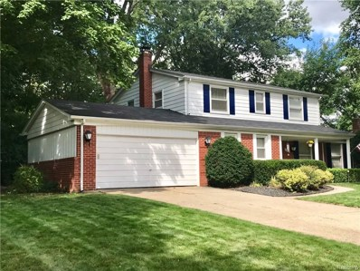 29759 Fox Grove Road, Farmington Hills, MI 48334 - MLS#: 218084782