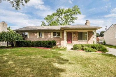 8723 Essen Drive, Sterling Heights, MI 48314 - MLS#: 218084786